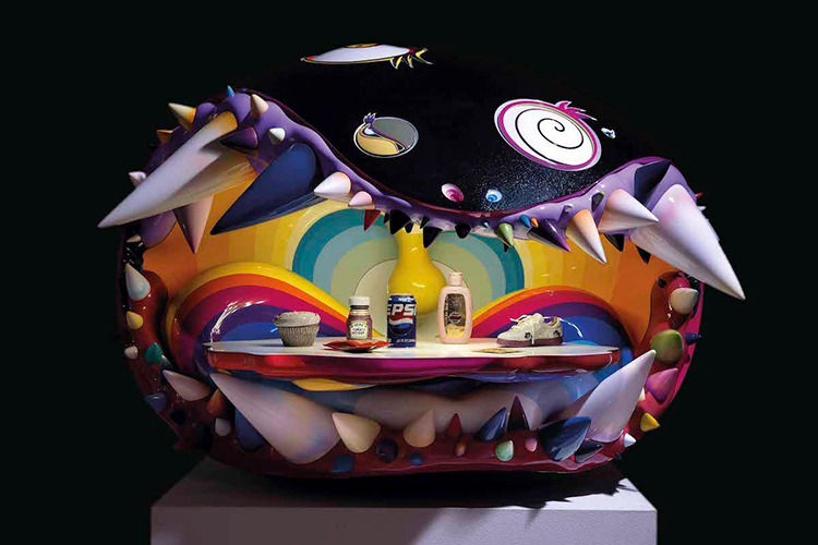 """The Simple Things"" Takashi Murakami Pharrel"