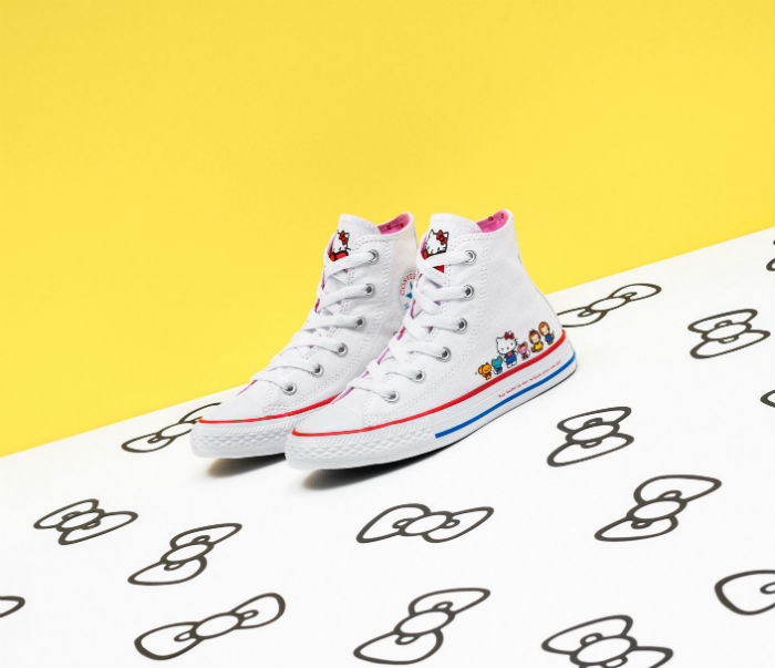 chuck taylor all star hello kitty